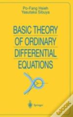 Basic Theory Of Ordinary Differential Equations