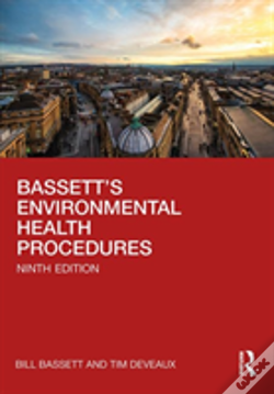Wook.pt - Bassett'S Environmental Health Procedures