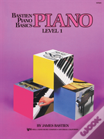 Bastien Piano Basics level 1 - WP201