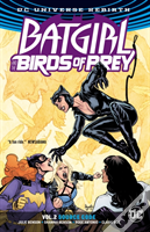 Batgirl And The Birds Of Prey Volume 2