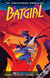 Batgirl Vol. 3 Summer Of Lies (Rebirth)