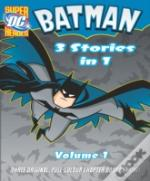 Batman 3 Stories In 1, Volume 1