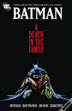 Wook.pt - Batman A Death In The Family Tp New Ed