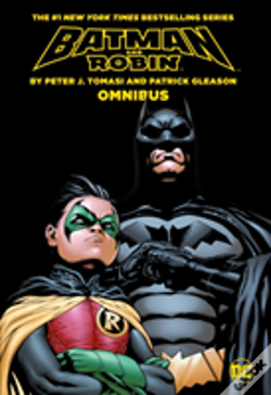 Wook.pt - Batman And Robin By Peter Tomasi And Patrick Gleason