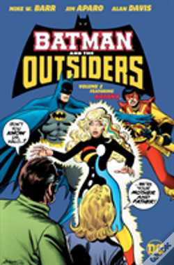 Wook.pt - Batman And The Outsiders Vol. 2