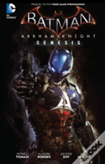 Batman Arkham Knight Genesis Hc