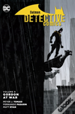 Batman Detective Comics Vol 9 Gordon At