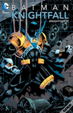 Wook.pt - Batman Knightfall Tp New Ed Vol 02 Knightquest