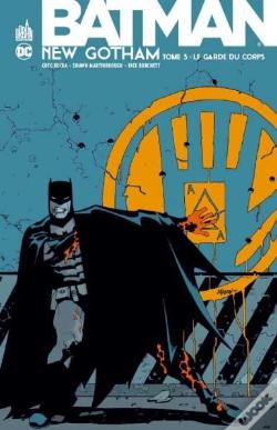 Wook.pt - Batman New Gotham Tome 3