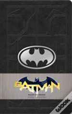 Batman Ruled Notebook