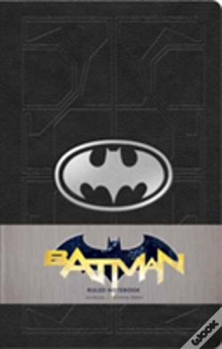 Wook.pt - Batman Ruled Notebook