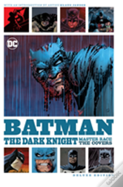 Wook.pt - Batman: The Dark Knight : The Master Race The Covers Deluxe Edition