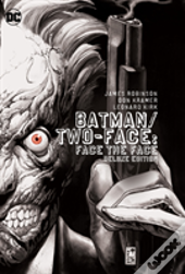 Batman Two Face By James Robinson Hc