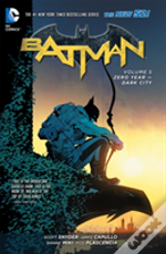 Batman Volume 5: Zero Year - Dark City Hc (The New 52)