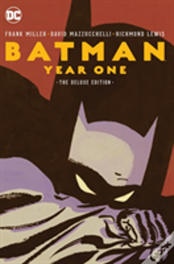 Wook.pt - Batman Year One Deluxe Edition