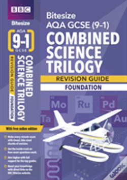 Wook.pt - Bbc Bitesize Aqa Gcse (9-1) Combined Science Trilogy Foundation Revision Guide