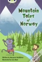 Bc Brown A/3c Mountain Tales From Norway 6pk