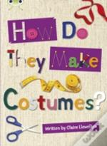 Bc Nf Brown A/3c How Do They Make ... Costumes 6-Pack