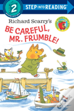 Be Careful Mr Frumble Richard Scarry