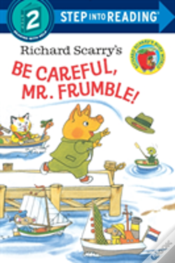 Wook.pt - Be Careful Mr Frumble Richard Scarry