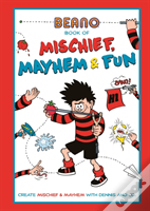 Beano Book Of Mischief Mayhem & Fun