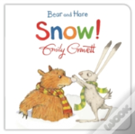 Bear And Hare Snow Bb