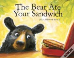 Wook.pt - Bear Ate Your Sandwich The