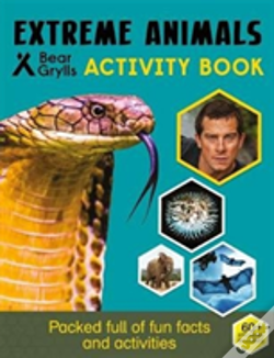 Wook.pt - Bear Grylls Activity Series Extreme Anim
