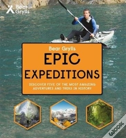 Wook.pt - Bear Grylls Epic Adventure Series - Epic Expeditions