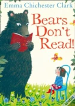 Wook.pt - Bears Don'T Read!