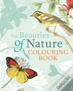 Beauties Of Nature Colouring Book