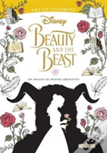 Beauty & The Beast Deluxe Colouring Book