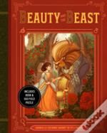 Beauty And The Beast Book And Puzzle Box Set