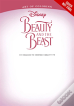 Beauty & The Beast Colouring Book