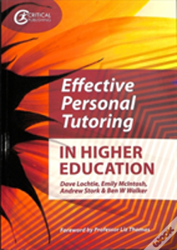Wook.pt - Becoming An Effective Personal Tutor In