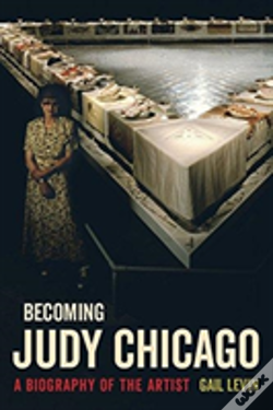 Wook.pt - Becoming Judy Chicago