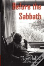 Before The Sabbath