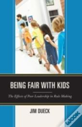 Being Fair With Kids The Effecpb