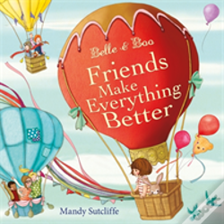 Wook.pt - Belle & Boo: Friends Make Everything Better