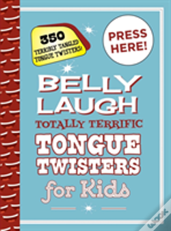 Wook.pt - Belly Laugh Totally Terrific Tongue Twisters For Kids