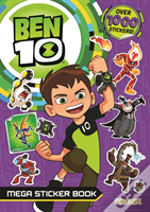 Ben 10 Mega Sticker Book