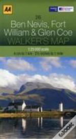 Ben Nevis, Fort William And Glen Coe