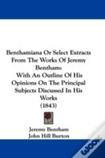 Benthamiana Or Select Extracts From The