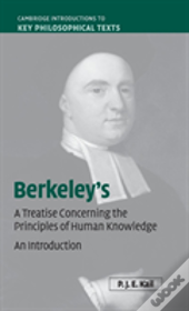Berkeley'S 'Treatise On The Principles Of Human Knowledge'