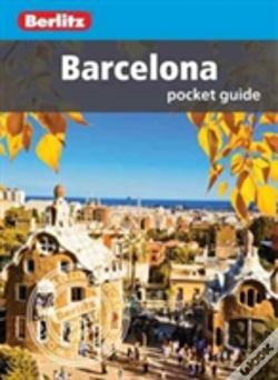 Wook.pt - Berlitz: Barcelona Pocket Guide