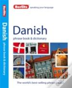 Berlitz: Danish Phrase Book & Dictionary