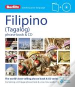 Berlitz Language: Filipino Phrase Book & Cd