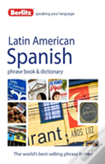 Berlitz Language: Latin American Spanish Phrase Book & Dictionary