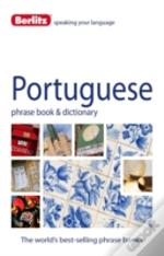 Berlitz Language: Portuguese Phrase Book & Dictionary