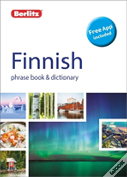 Wook.pt - Berlitz Phrase Book & Dictionary Finnish